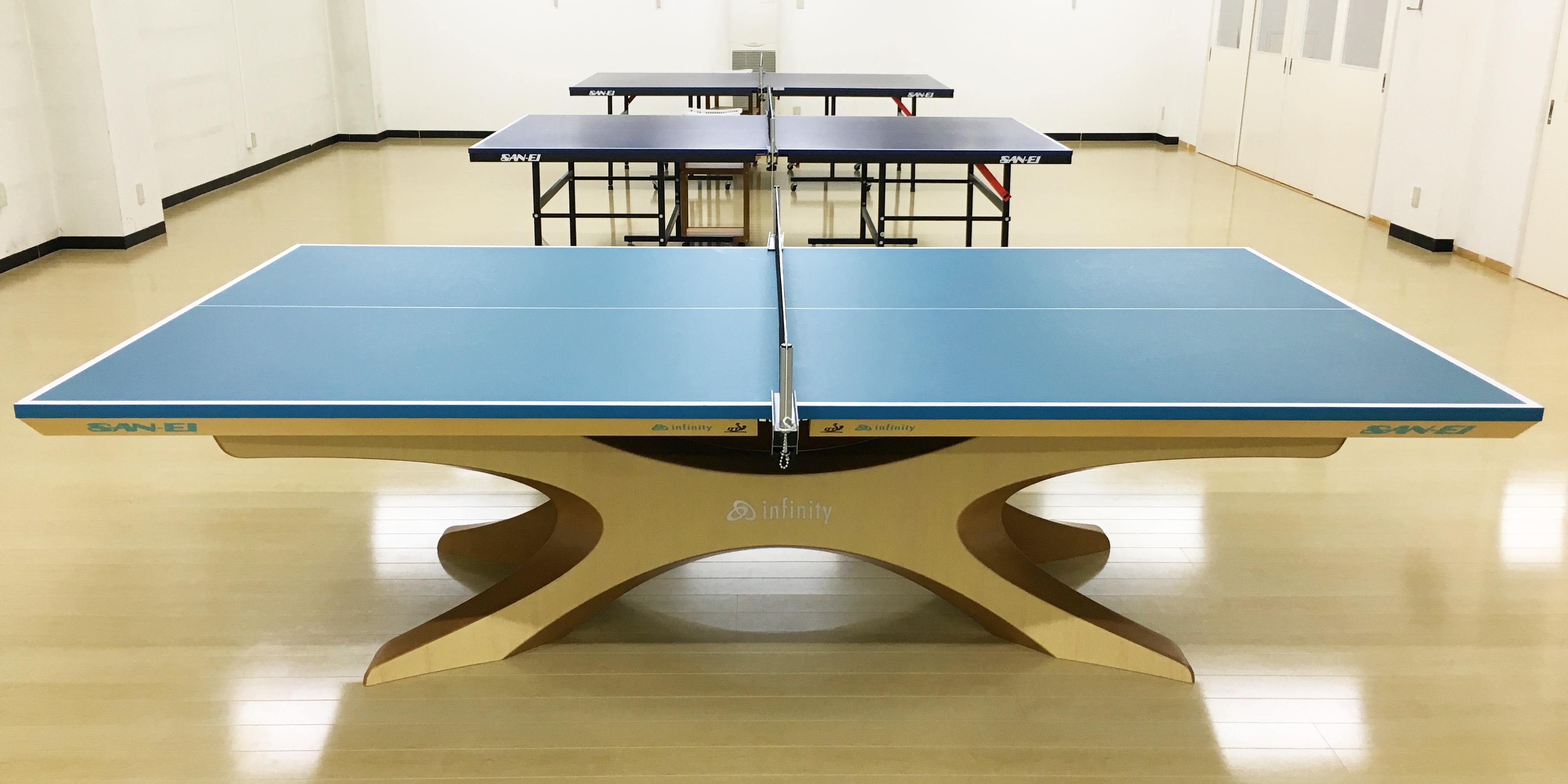 茨城県筑西市の卓球クラブ、トップピンポンのホームページ